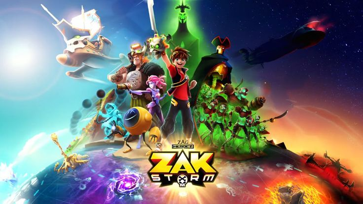 Cartoon Girl Wallpaper Hd For Android Zak Storm Teaser Interesting Pinterest Storms