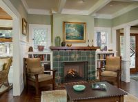 17 Best images about Craftsman Fireplace ideas on ...