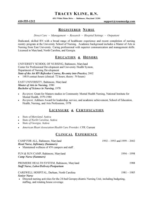 updating nursing resume updating my resume what to and what not to include about rn resumes