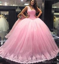 17 Best ideas about Light Pink Quinceanera Dresses on ...
