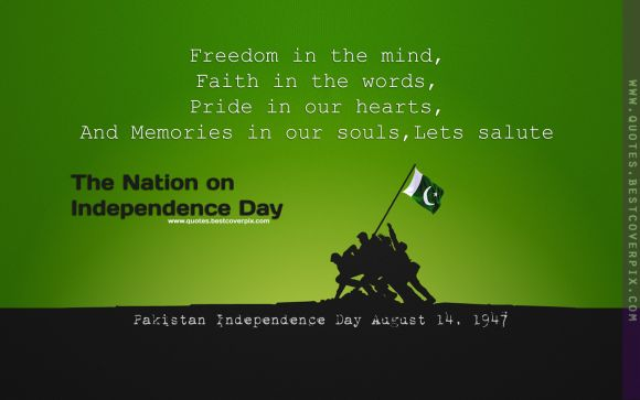 Famous Patriotic Quotes Wallpapers 14 August Independence Day Of Pakistan Wallpaper And