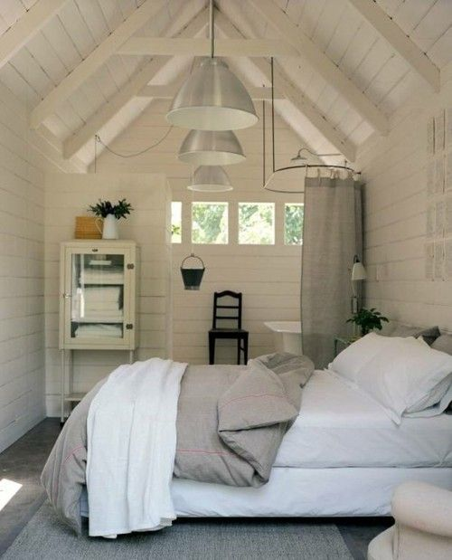 1000+ Images About Attic Rooms With Sloped/Slanted Ceilings On