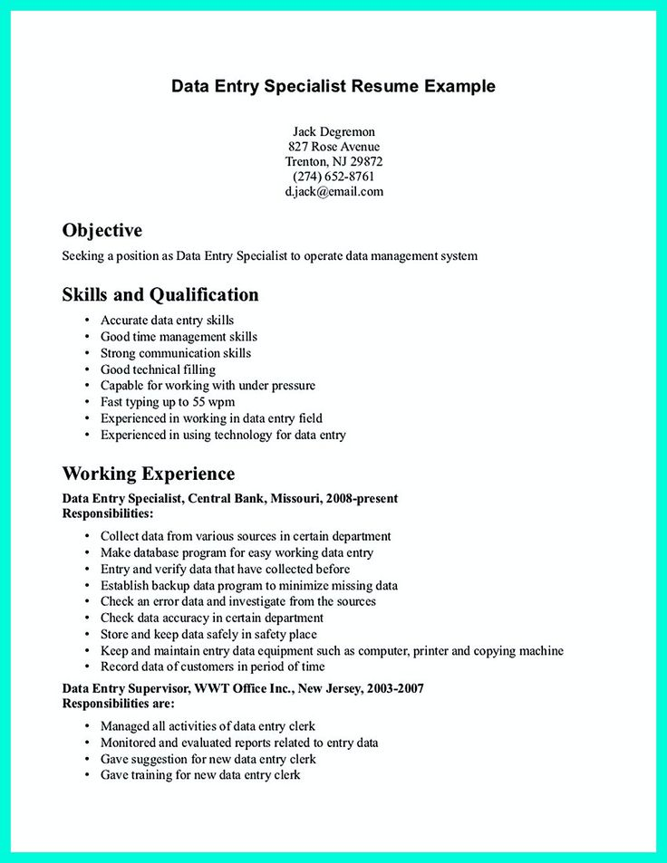 online resume quality check top 5 mistakes on entry level