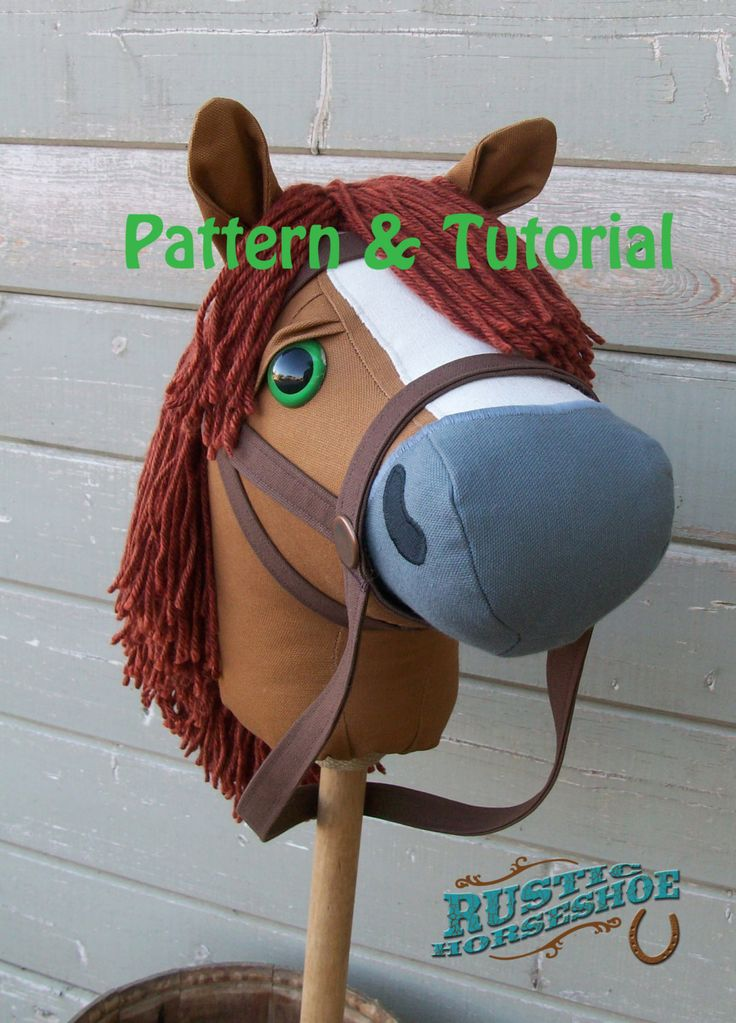 17 best images about stick horse on pinterest