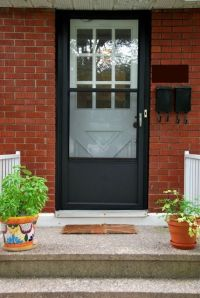 17 Best ideas about Painted Screen Doors on Pinterest ...