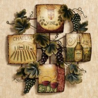 213 best images about Wine and Grape Decor on Pinterest ...