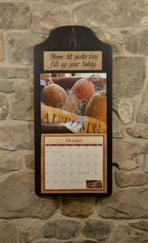 1000 Ideas About Wooden Calendar On Pinterest Pallet
