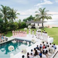 25+ best ideas about Pool wedding decorations on Pinterest
