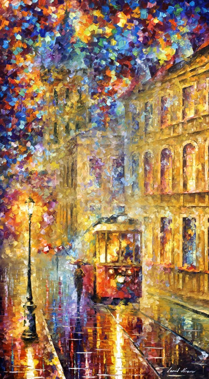 575 best images about art colorful leonid afremov on pinterest original paintings rain and venice