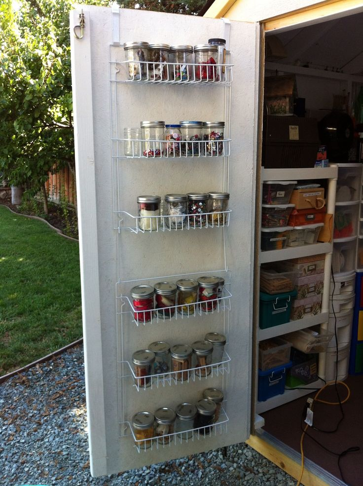 13 Best Images About Shed Organization For The Hubs On