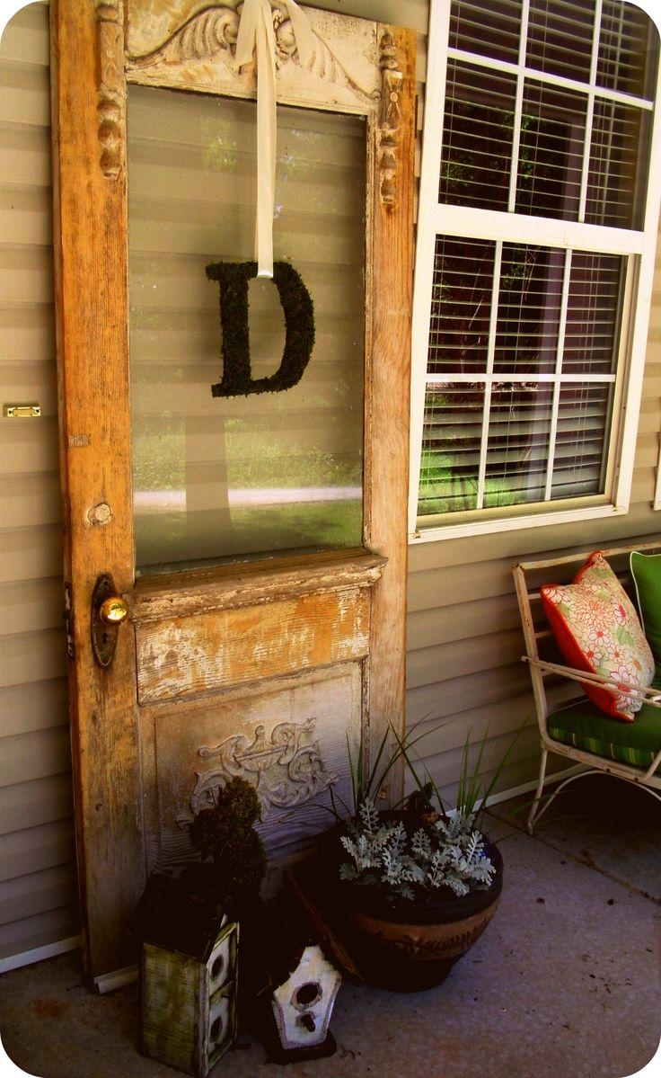 25+ best ideas about Antique doors on Pinterest