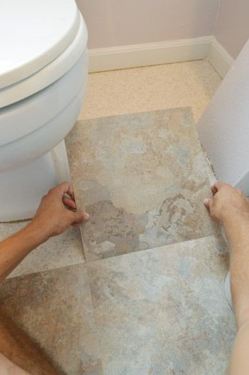 1000+ Ideas About Cheap Bathroom Flooring On Pinterest | Budget