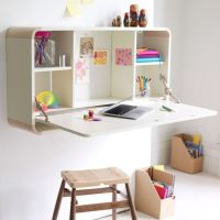 25+ Best Ideas about Folding Desk on Pinterest | Space ...