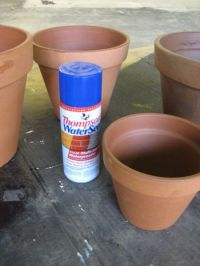 Best 25+ Painting clay pots ideas on Pinterest | Painted ...