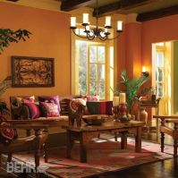 Living Room Colors Behr