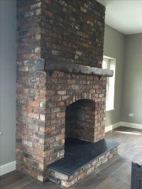Brick Fireplace Hearth | www.imgkid.com - The Image Kid ...