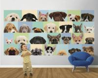 42 best images about Dog Park Mural on Pinterest   Empty ...