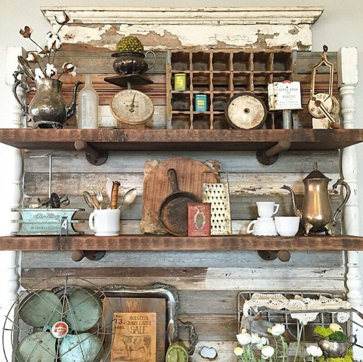 78+ Ideas About Antique Kitchen Decor On Pinterest | Country