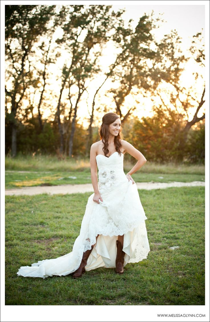 cowgirl leather lace cowgirl wedding dresses Bridal Portraits Vista West Ranch Austin Texas Dripping Springs Wedding