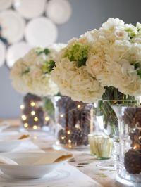 1000+ ideas about Winter Wedding Centerpieces on Pinterest ...