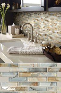 25+ best ideas about Glass tile backsplash on Pinterest ...