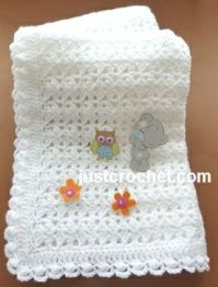 78+ images about Crochet Baby Shawls & Blankets on ...