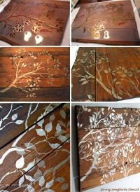 127 best images about Wood Stain Art on Pinterest | Stains ...