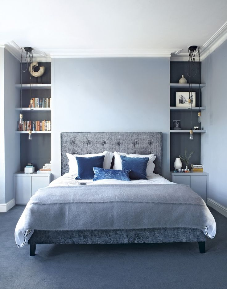 25+ best ideas about Blue bedrooms on Pinterest