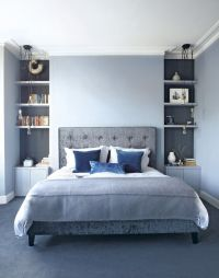 25+ best ideas about Blue bedrooms on Pinterest