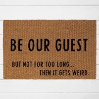 25+ Best Ideas about Funny Doormats on Pinterest | Funny ...