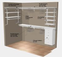 Best 25+ Diy walk in closet ideas that you will like on ...