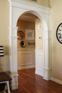101 best images about DIY Molding/Trim/Wainscoting on ...