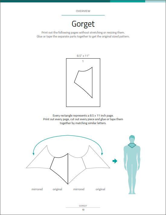iron man suit schematics pdf