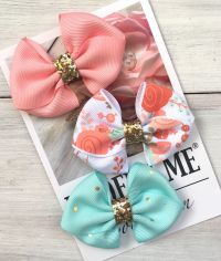 25+ best ideas about Dog hair bows on Pinterest