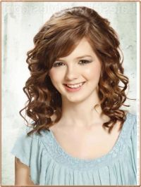 25+ best ideas about Curly medium hairstyles on Pinterest ...