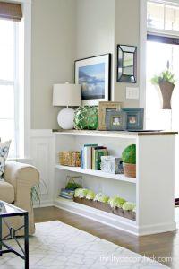 25+ best ideas about Half Walls on Pinterest   Half wall ...