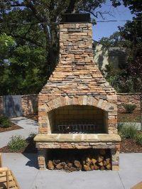 1000+ ideas about Backyard Fireplace on Pinterest ...