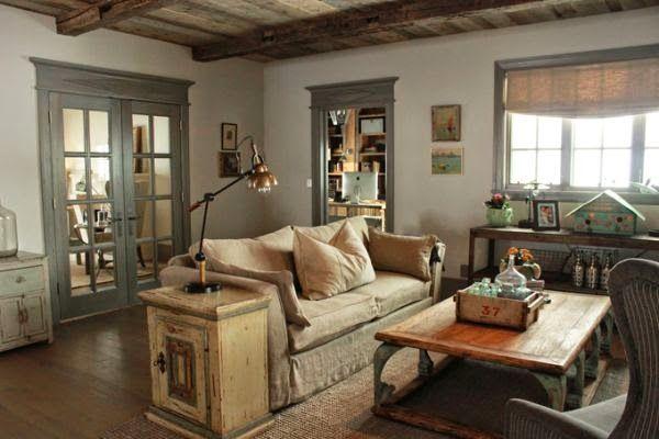 Estilo rustico casa rustica en la provenza rustic house