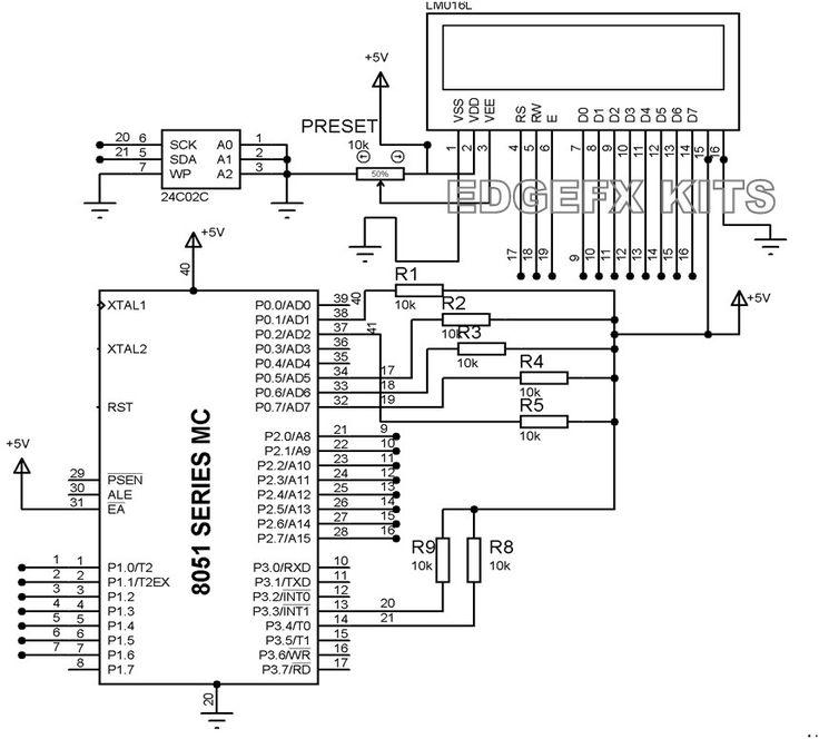 arduino colour sensor circuit