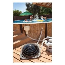 1000 Ideas About Above Ground Pool Heater On Pinterest