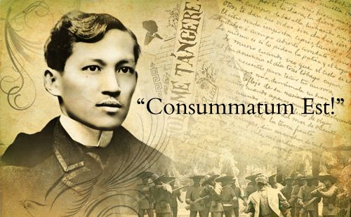 Granted Quotes Wallpaper Last Words Of Dr Jose Rizal The National Hero Of The
