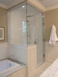 Best 20+ Glass showers ideas on Pinterest