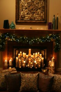Best 25+ Candle fireplace ideas on Pinterest