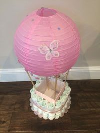 25+ best ideas about Girl diaper cakes on Pinterest ...