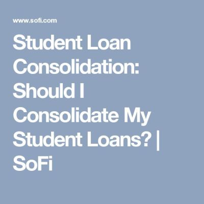 17 Best ideas about Private Loans on Pinterest | Federal loan, Best private student loans and ...