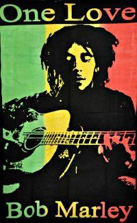 Bob Marley wall decal bob marley tapestry art by ...