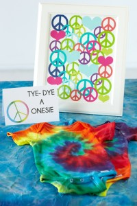 1000+ images about Tie Dye Baby Shower on Pinterest | Tie ...