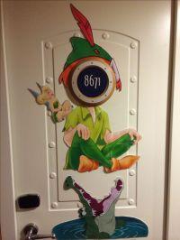 Disney Cruise Door Magnets! Your door Wendy!!! Peter Pan ...