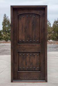 25+ Best Ideas about Rustic Doors on Pinterest | Barn door ...