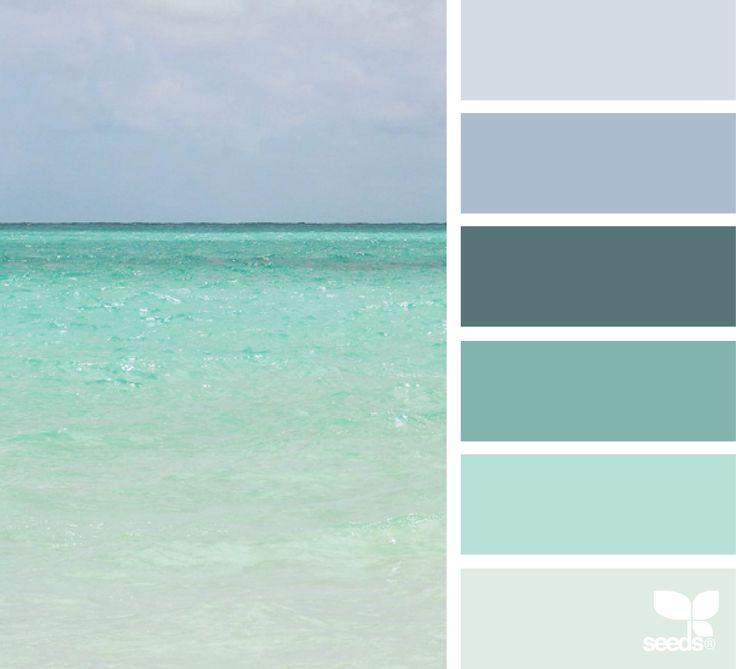 1000+ Ideas About Beach Color Palettes On Pinterest | Beach Color